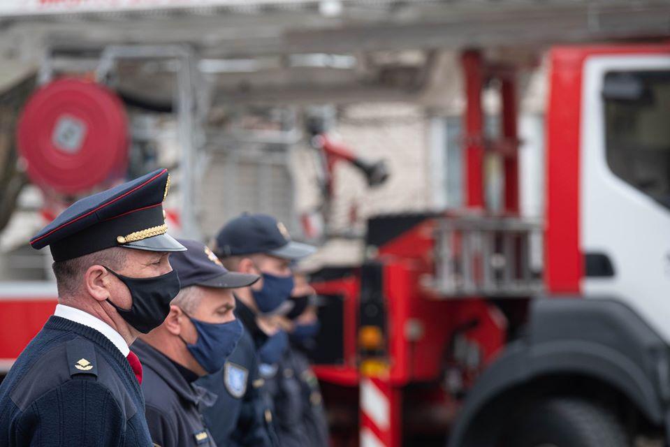 Alytaus ugniagesiams - padėkos už nepriekaištingą ir pavyzdingą tarnybą 3