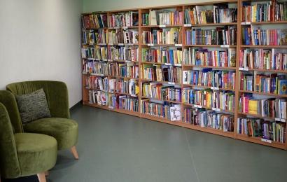 Visoms bibliotekos paslaugoms – žalia šviesa