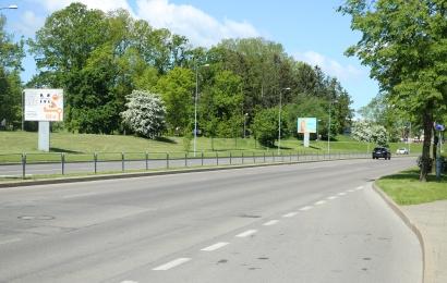 Naujosios gatvės remonto darbams  – ministerijos lėšos