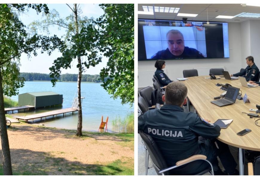 Policija intensyviai ruošiasi vasaros sezonui, pareigūnams talkins šauliai