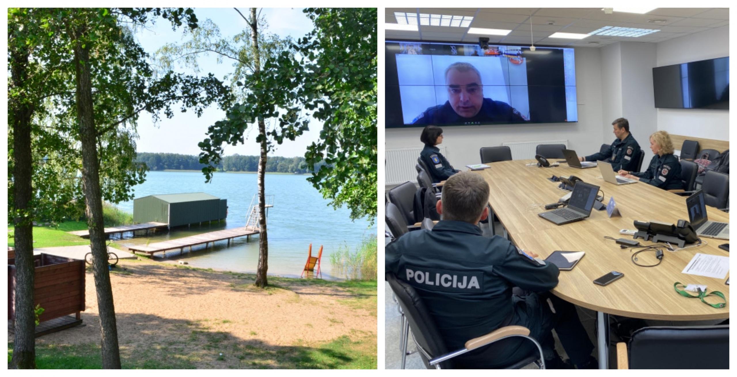Policija intensyviai ruošiasi vasaros sezonui, pareigūnams talkins šauliai 1
