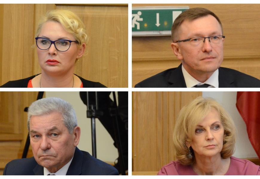 Taryba nepritarė opozicijos siekiui perimti priklausančius postus