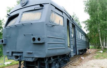 Į Alytų atvykęs traukinys netrukus virs kavine-muziejumi