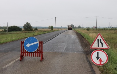 Rajono kelių remontui – beveik 1,5 milijono eurų