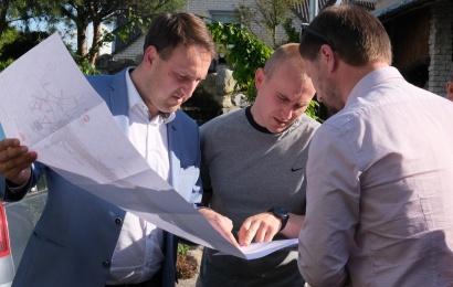 Keturių Alytaus miesto gatvių gyventojams – ilgai lauktos geros žinios iš mero
