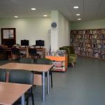 Likiškėlių progimnazijoje įkurtuvės - duris atveria J. Kunčino bibliotekos filialas 4
