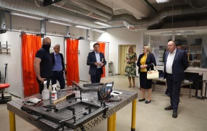 Alytaus ir Druskininkų jungtuvės: planuojama profesinio mokymo bendradarbiavimo sutartis