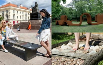 Alytiškiai pasirinko: mieste atsiras trys dainuojantys suoliukai ir A. Matučio parkas – erdvė vaikams