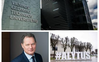 Unikali galimybė Alytuje: VGTU studijos – už pusę kainos