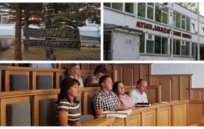 Tarybos nariai nesutiko bendruomenių bylinėjimosi išlaidas apmokėti iš miesto biudžeto