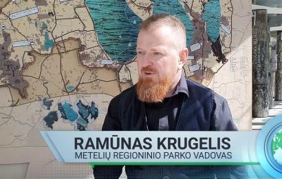"""Dv Tv laida """"Koordinatės"""": Metelių regioninis parkas laukia lankytojų"""