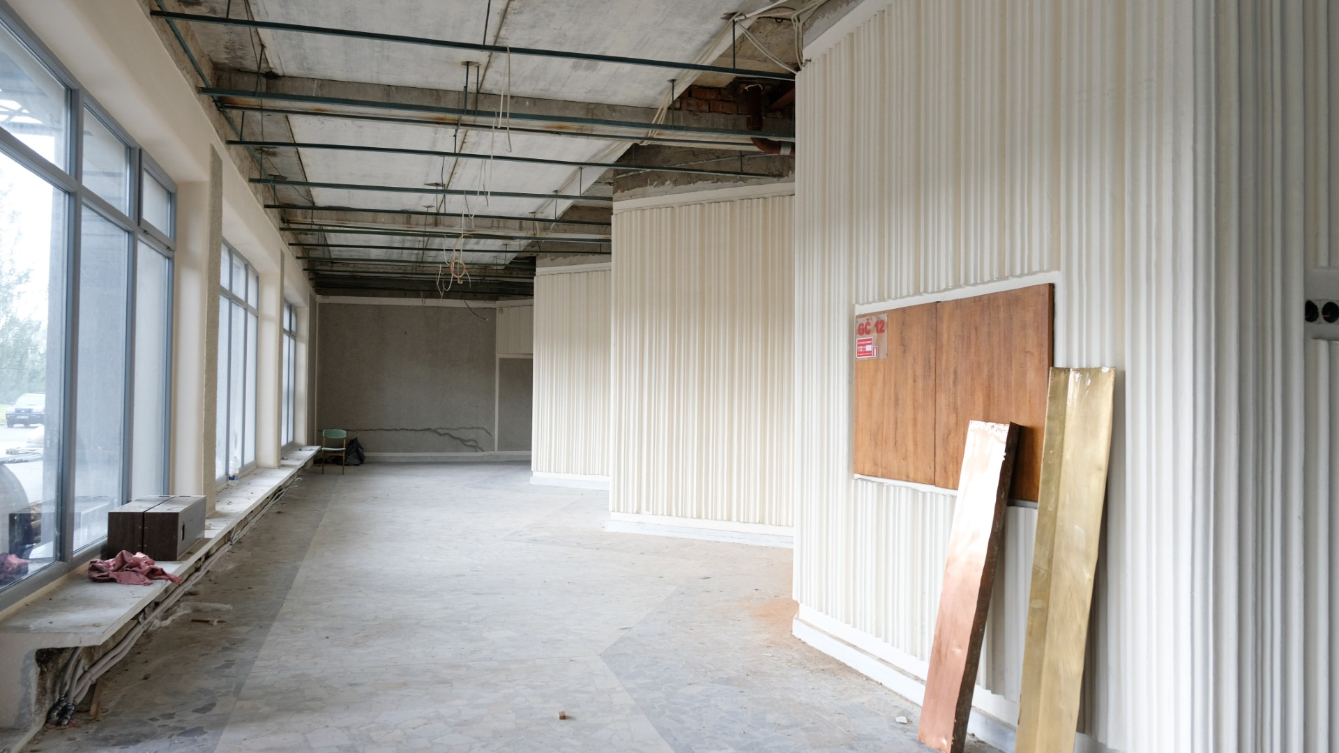 Alytaus kultūros centras rengiasi naujais rūbais 3