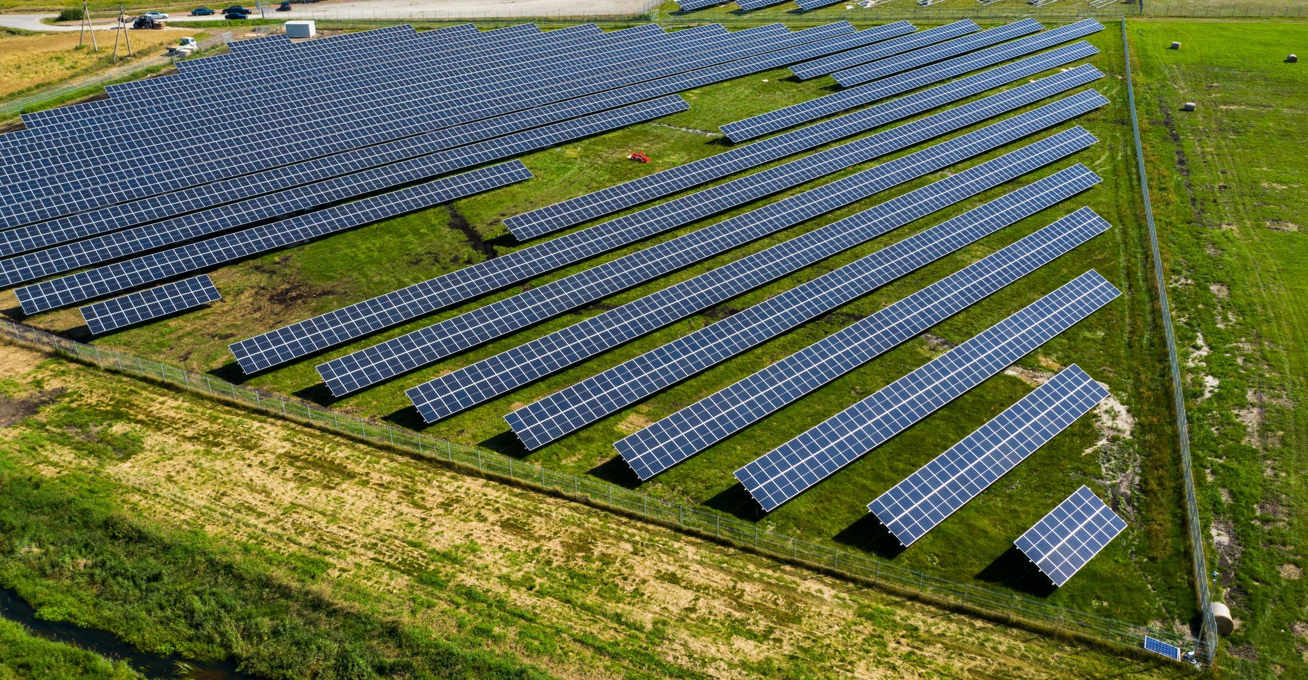 Milijoninių investicijų saulės elektrinė įplieskė architekto ir valdžios konfliktą 1