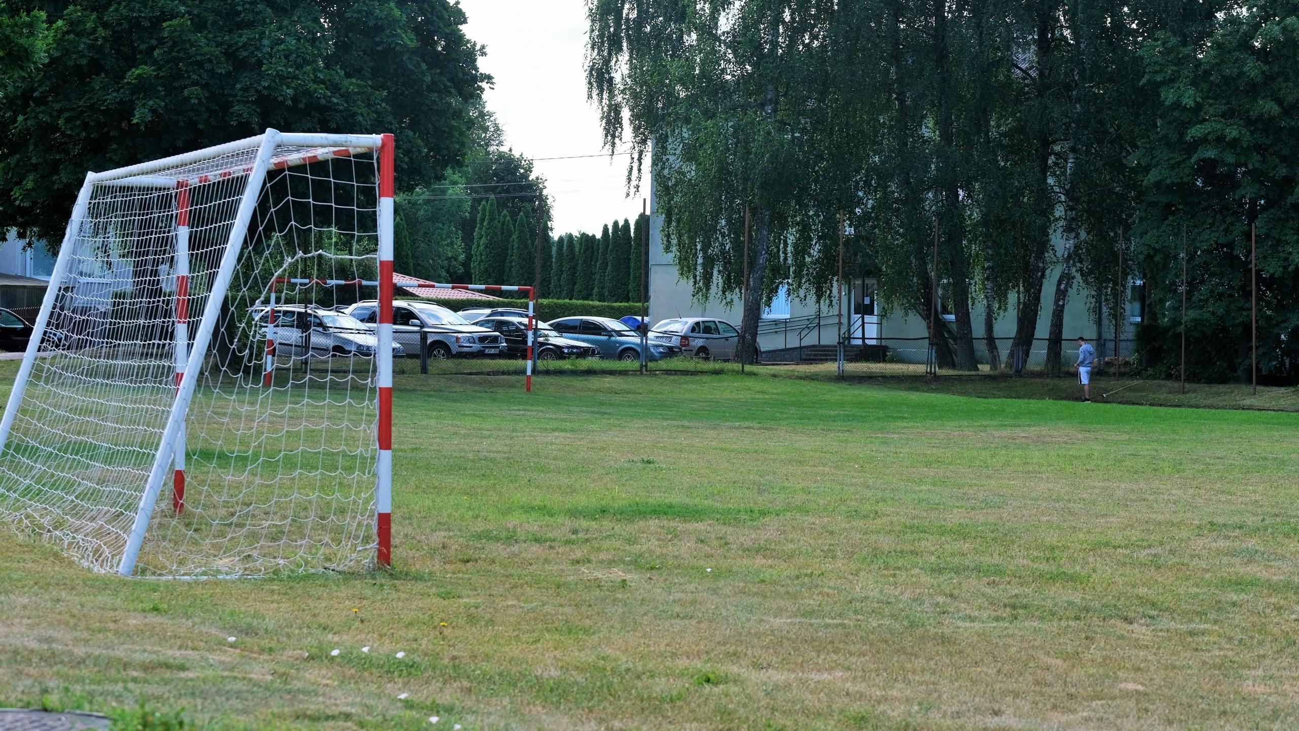 Dviejų Alytaus miesto mokyklų sporto erdvėms – ministerijos lėšos 1