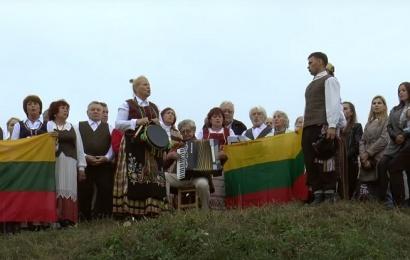 Lietuvos himnas skambės ant istorinių Alytaus rajono piliakalnių