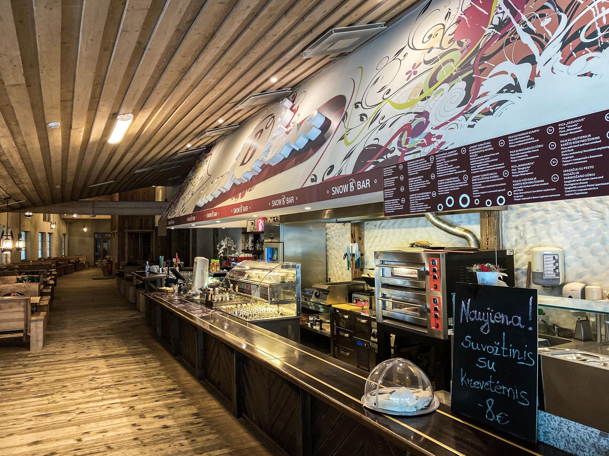 """Duris lankytojams atvėrė renovuota """"Snow arena"""": siūlo gausybę naujovių 10"""