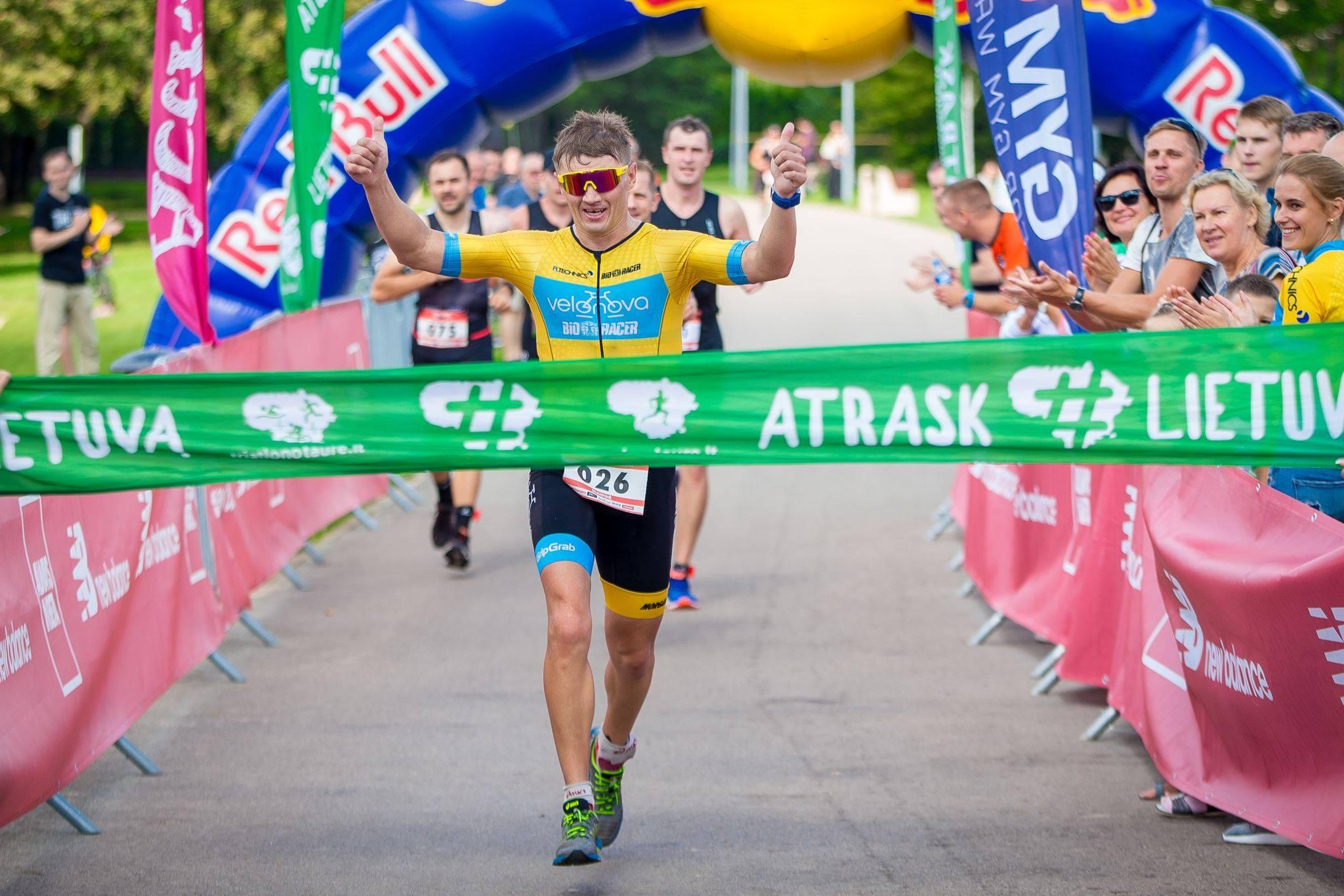 Šeštadienį Druskininkuose – Lietuvos triatlono taurės sezono finišas 1