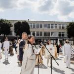 Naujasis Alytaus miesto teatro sezonas prasidėjo solidarumo akcija 2