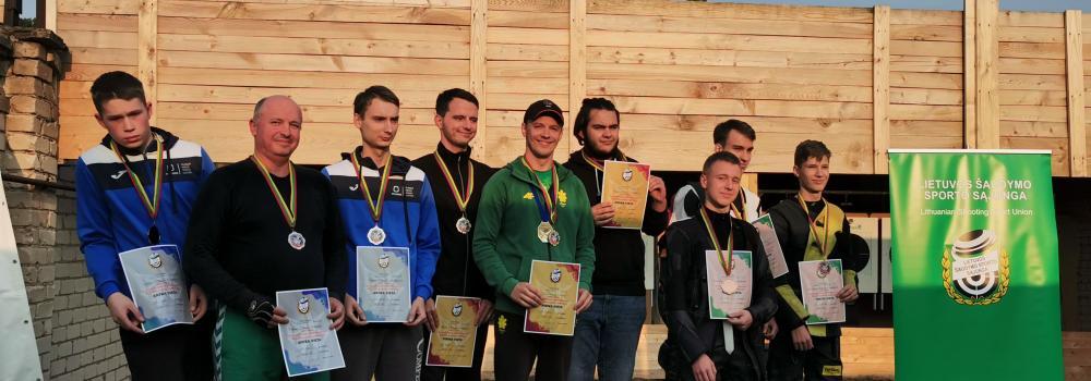 Lietuvos šaudymo čempionate – alytiškių triumfai 1