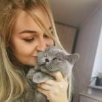 """""""Instagram"""" žvaigžde tapusi alytiškės katė skanėstams užsidirba pati 8"""