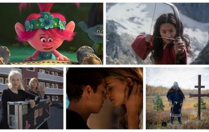 """Kino teatre """"Dainava"""" – animacija, dramos ir nuotykių filmas"""