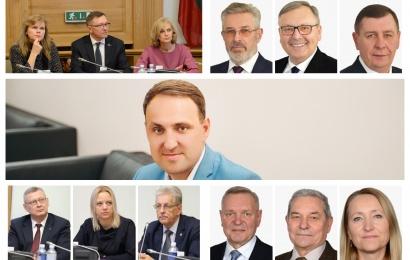 Kas liks už valdančiosios koalicijos kontūrų?