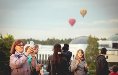 Birštone – oro balionų čempionatas