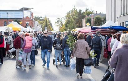 """""""Didžioji rudens mugė"""" šį sekmadienį džiugins Dzūkijos sostinę Alytų"""