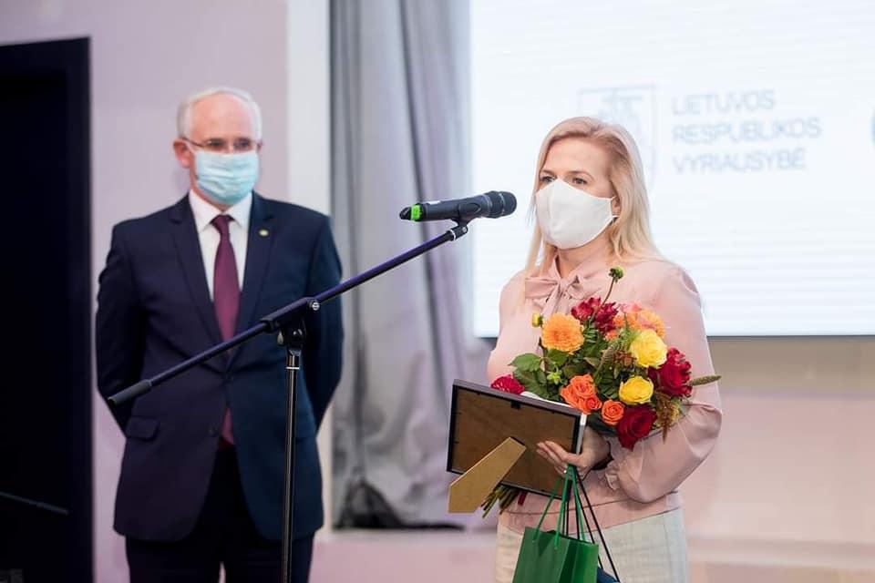 """Metų mokytoja Rasa Zubrickienė: """"Ne aš, o profesija mane pasirinko"""" 2"""