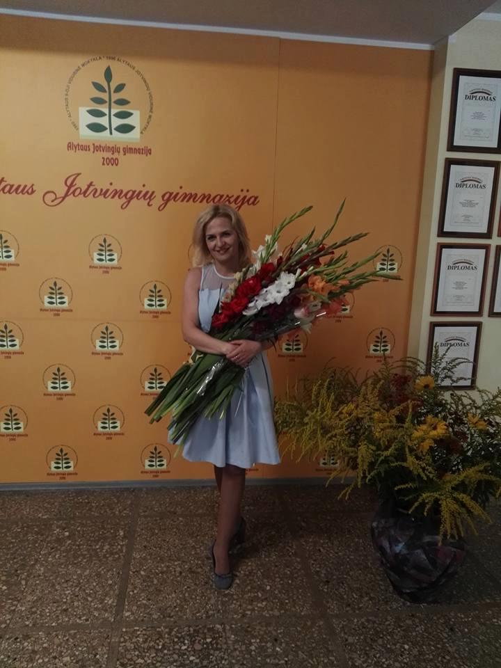 """Metų mokytoja Rasa Zubrickienė: """"Ne aš, o profesija mane pasirinko"""" 4"""