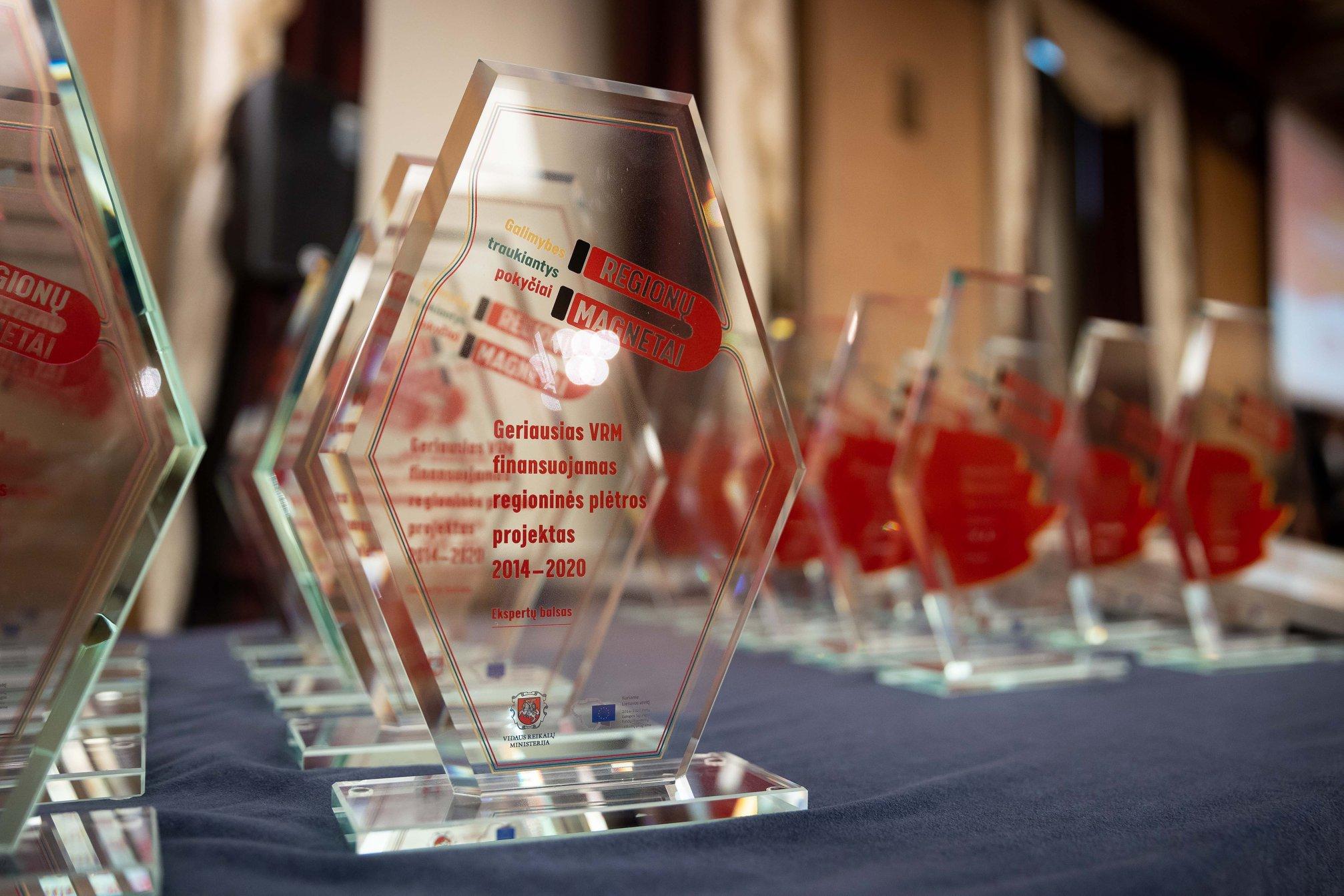 Druskininkams – apdovanojimai už geriausius infrastruktūros projektus 2
