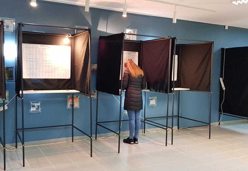 Lietuvių simpatijos – konservatoriams, o kaip balsavo dzūkai?
