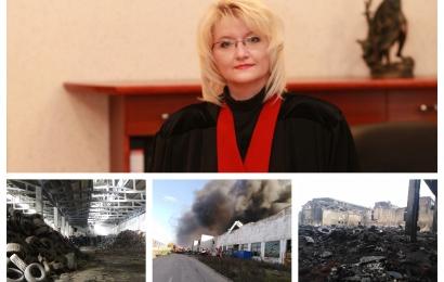 """Alytaus gaisro bylos prokurorė: """"Veikas atskleisim ir kaltinamieji stos prieš teismą"""""""