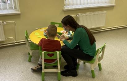 Alytuje duris atvėrė reabilitacijos centras raidos sutrikimų turintiems vaikams