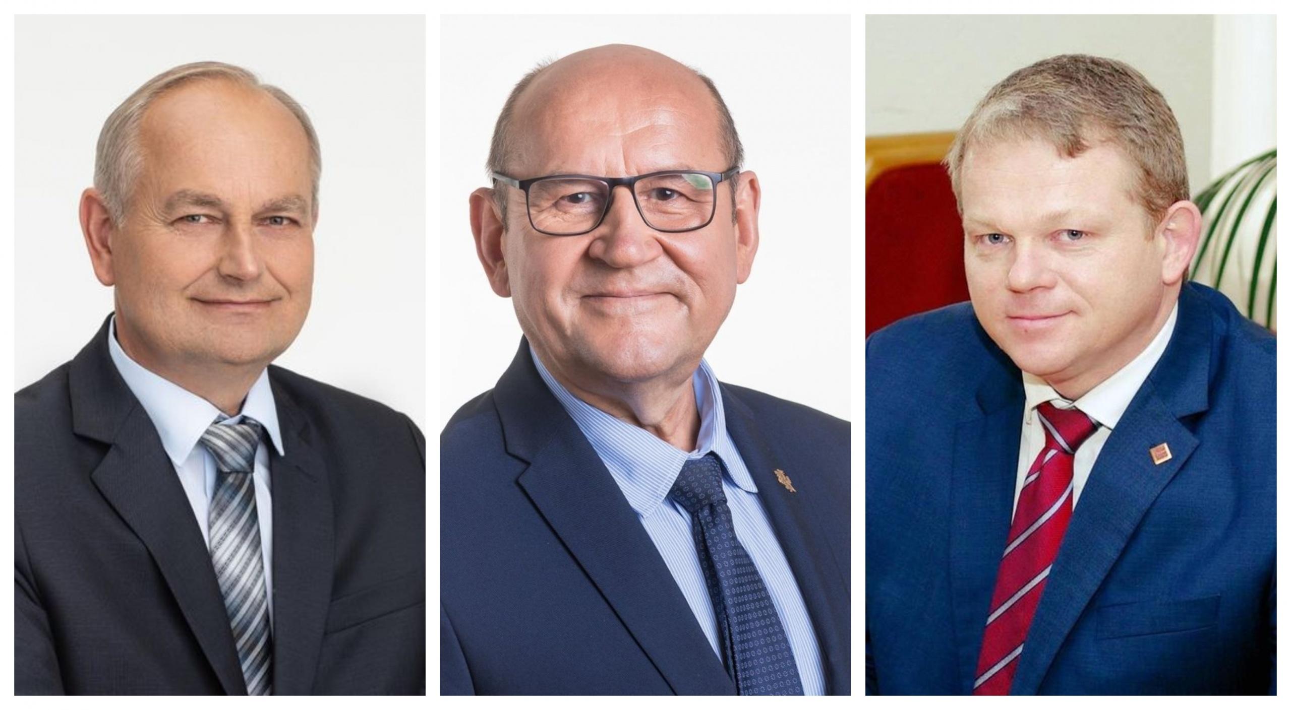Dzūkai pasirinko: į Seimą siunčia J. Baublį, Z. Streikų ir A. Palionį 1