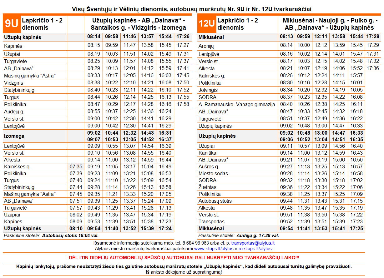 Švenčių dienomis viešasis transportas kursuos dažniau 2