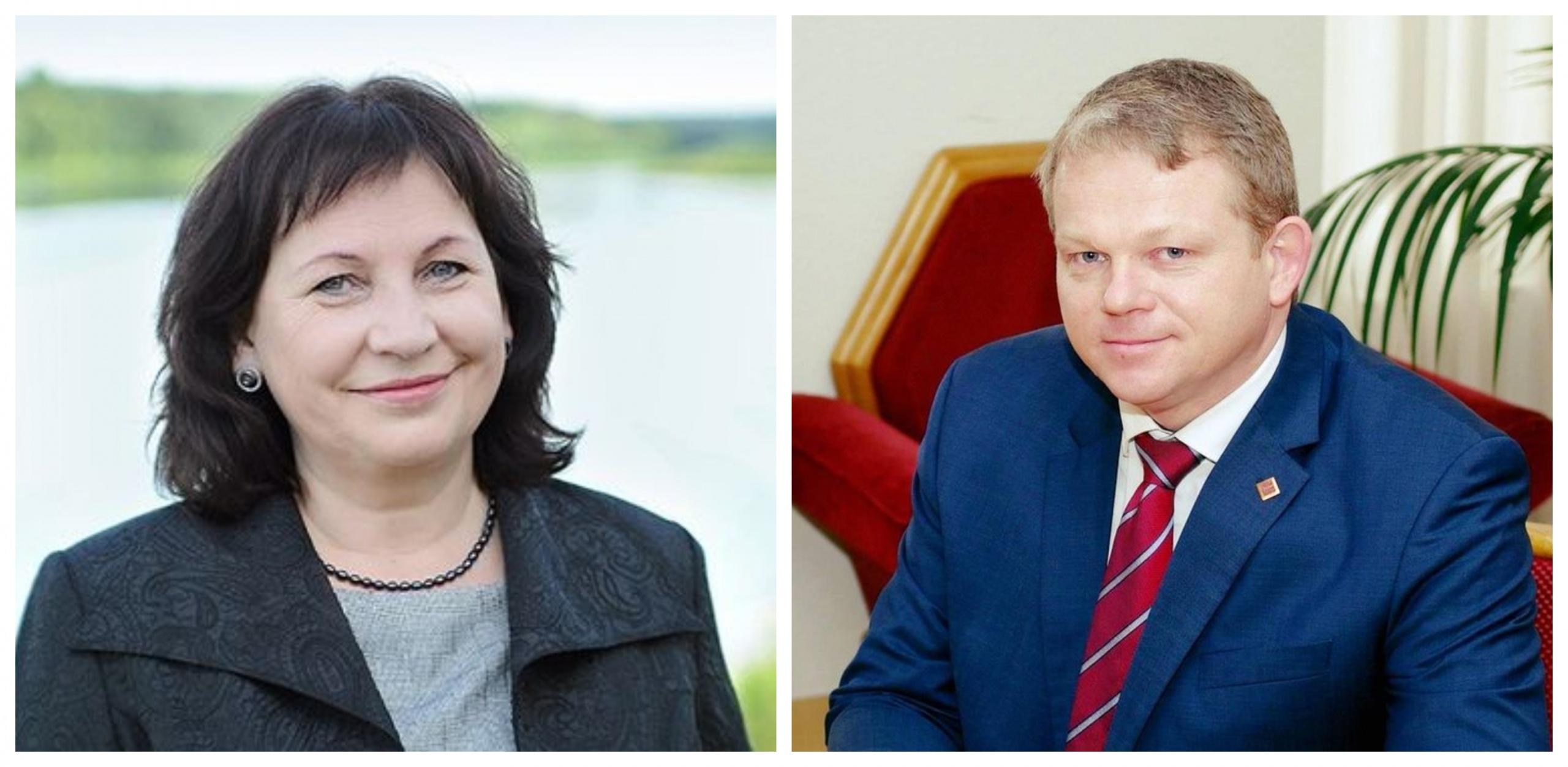 Dainavos apygardos rinkėjų bilietai į antrą turą – J. Zailskienei ir A. Palioniui (ATNAUJINAMA) 1