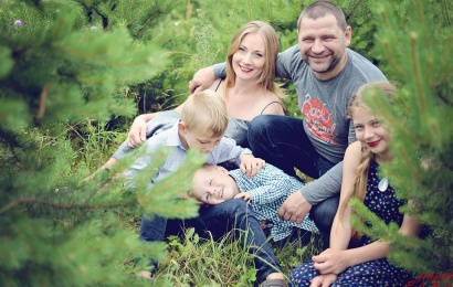Gaisre turto netekusi šeima už paramą dėkoja geriems žmonėms