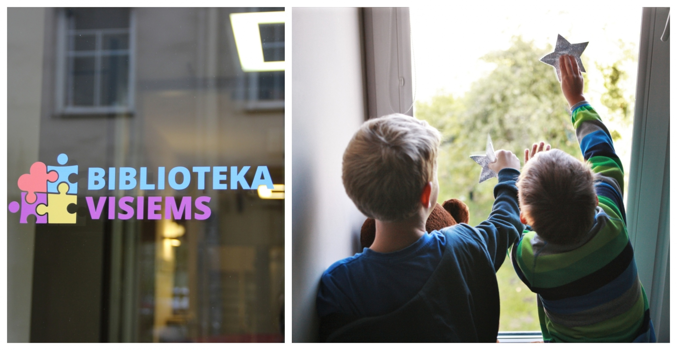 """""""Biblioteka visiems"""": autizmas – ne kliūtis lankytis bibliotekoje 1"""
