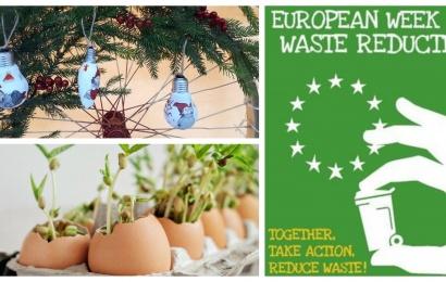 Europa mini atliekų mažinimo savaitę: kokias galimybes turi alytiškiai?