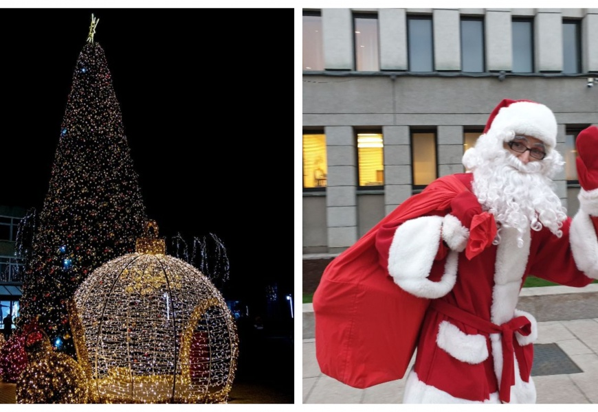 Alytus eglę įžiebs virtualiai: Kalėdų dvasią įsileiskime į namus ir širdis!