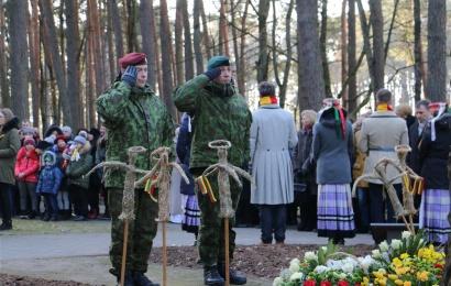 Alytuje – atkurtos Lietuvos Nepriklausomybės gynimo 30-mečio renginiai