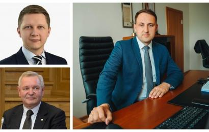 Kodėl prireikė vietoje Č. Daugėlos į svarbias pareigas deleguoti A. Jučą?