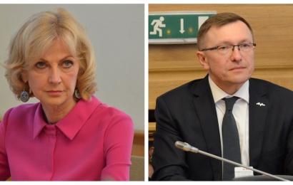 L. Radzevičiūtei ir G. Andriuškevičiui savo postus teko užleisti tarybos opozicijos atstovams