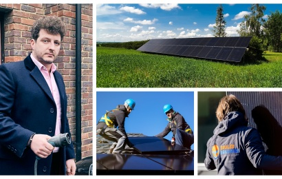 Saulės elektrinių verslui vadovaujančio alytiškio siekis – paversti Dzūkiją dar žalesniu regionu