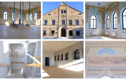 Alytaus sinagoga jau greitai duris atvers alytiškiams