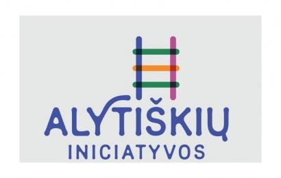 """Supaprastinta """"Alytiškių iniciatyvų"""" projektų pateikimo tvarka"""