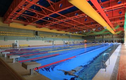 Aukšto meistriškumo sportininkų treniruotės Alytaus baseine – jau kitą savaitę
