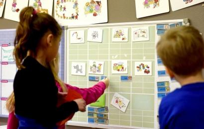 Švietimo pagalba – specialiųjų poreikių turintiems vaikams