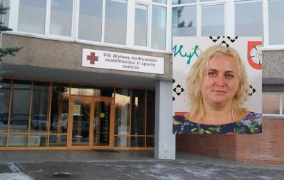 Alytaus medicininės reabilitacijos ir sporto centro vadovo konkursą laimėjo Irma Maskeliūnienė